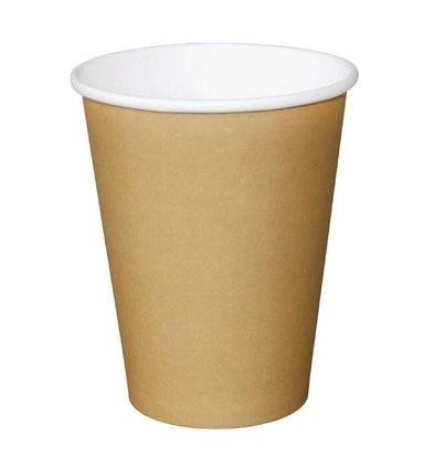 Fiesta Coffee To Go Becher | hellBraun | 340ml | Erhältlich in 2 Größen