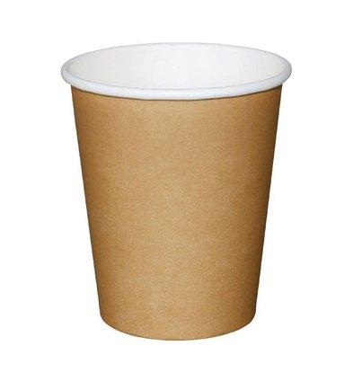 Fiesta Coffee To Go Becher | hellBraun | 230ml | Erhältlich in 2 Größen