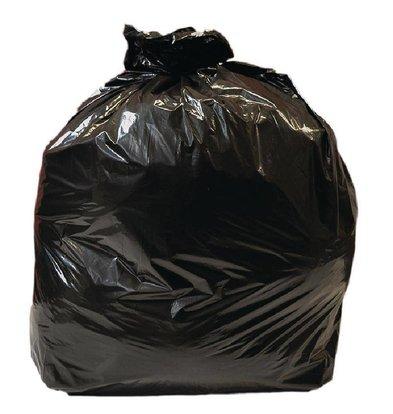 Jantex Müllbeutel | Schwarz | 10 Stück | Kapazität: 90Liter/10kg