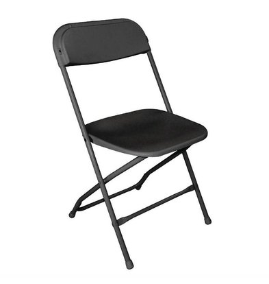 Bolero Leichtgewichtige Klappstühle | 10 Stück | Sitzhöhe 44cm | Erhältlich in 2 Farben