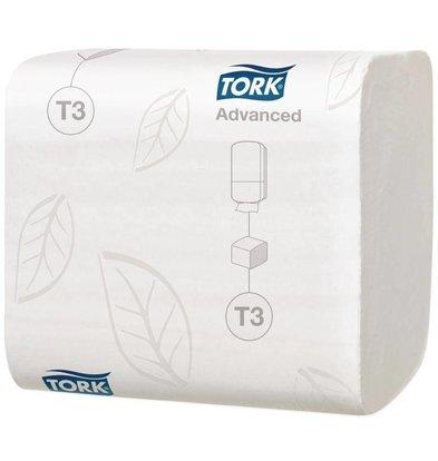Tork Toilettenpapier | Weiß | Geeignet für Spender Y037 | 30 Packungen