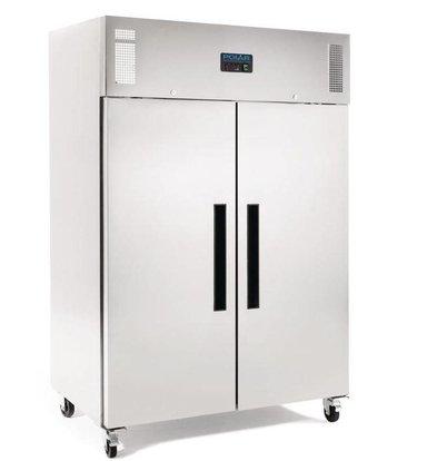 Polar Gefrierschrank | 2 Türen | 1200 Liter | 1340x815(h)2000mm
