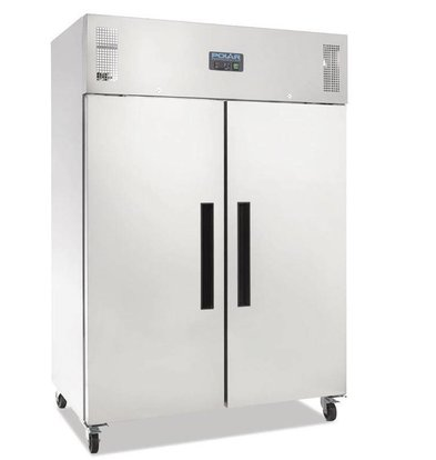 Polar Kühlschrank | 2 Türen | 1200 Liter | 1340x815(h)2000mm