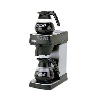 Bravilor Kaffeemaschine | 1 Glaskanne | 2 Warmhalteplatten | 2,1kW/230V | 1,7 Liter