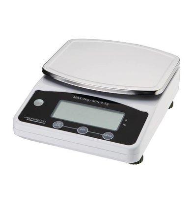 Weighstation Digitale Waage | 3kg