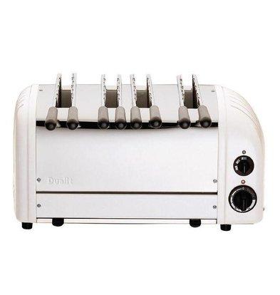Dualit Edelstahl Toaster | Dualit | 4 Schlitzen | 80 Scheiben p/St