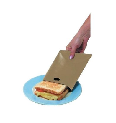 XXLselect Wiederverwendbare Toastertüten | 5er Pack