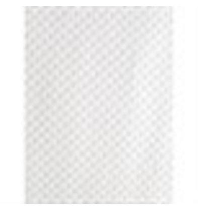 XXLselect Papier-Tischdecke Weiß | 700x700mm | 500 Stück