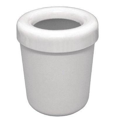 Kristallon Tischabfallbehälter Weiß | Melamin | Ø130x150(h)mm