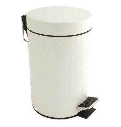 Bolero Treteimer Weiß | 3 Liter