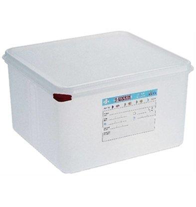 Araven Vorratsbehälter Araven 2/3GN | 19 Liter | 4 Stück