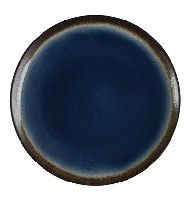 Olympia Tapas Coupeteller Nomi | Blau-Schwarz | Erhältlich in 2 Größen