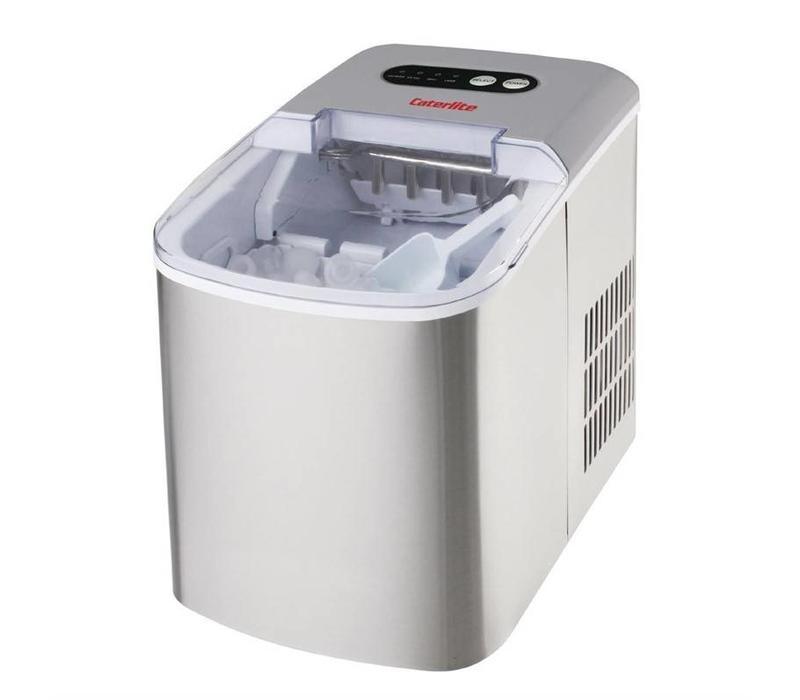 Caterlite Eiswürfelbereiter | 10kg/24St | 244x373x(h)315mm