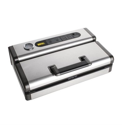Buffalo Vakuumierer Edelstahl | 300mm | 400x265x(h)125mm