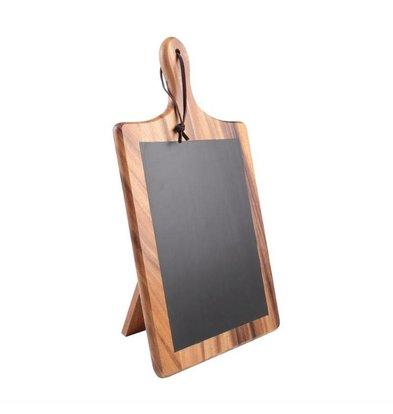 T&G Woodware Kreidetafel mit Ständer | T&G Woodware | 25x220x(h)385mm