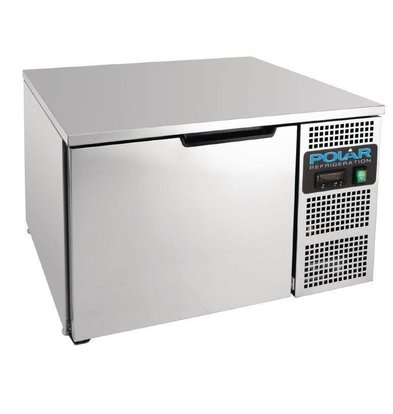 Polar Schnellkühler Tischmodell | 33 Liter | 585x600x(h)390mm