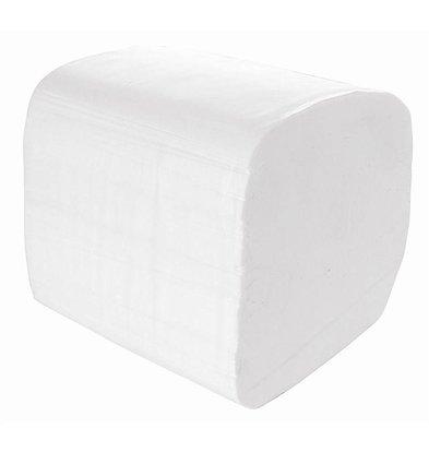 Jantex Großverpackung Toilettenpapier   Jantex   36 Packungen x 250 Blatt