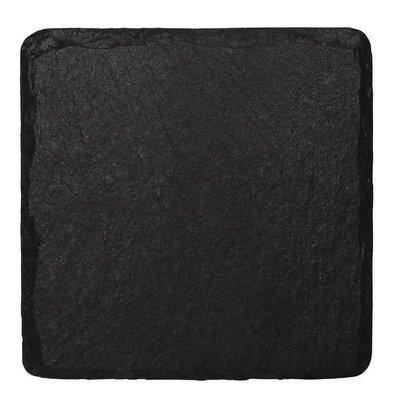 Olympia Schieferplatte 130x130mm | 4 Stück