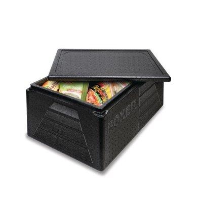 Thermo Future Thermo Future Box Schwarz | 1/1GN | 42 Liter