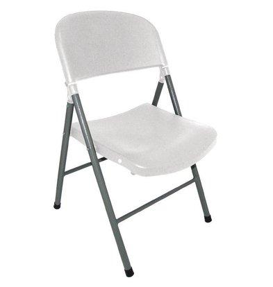 Bolero Klappstuhl Weiß | 2 Stück