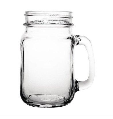 Olympia Henkelkrug Weckglasstil | 450ml | 12 Stück