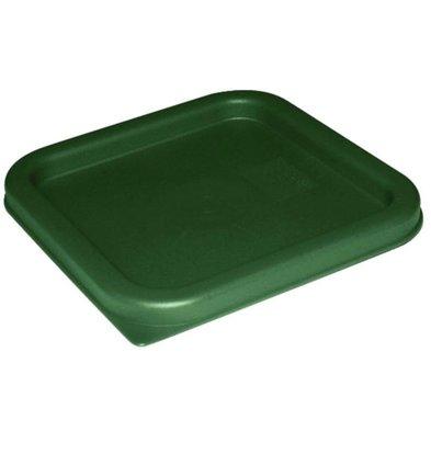 Vogue Farbkodierter Deckel Grün für CF020+CF021 | 1,5 und 3,5 Liter