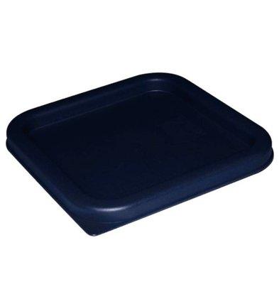 Vogue Farbkodierter Deckel Blau für CF020+CF021 | 1,5 und 3,5 Liter
