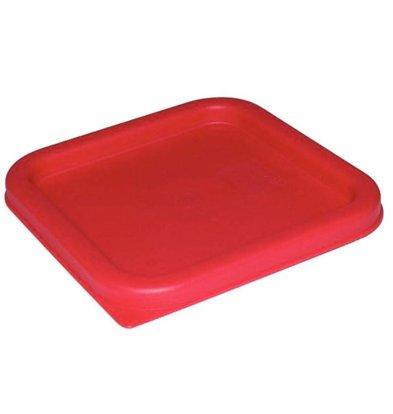 Vogue Farbkodierter Deckel Rot für CF020+CF021 | 1,5 und 3,5 Liter