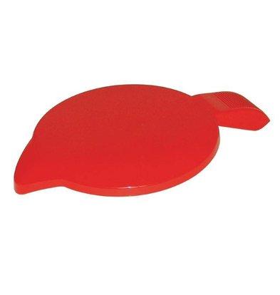 Kristallon Deckel für Kristallon Saftkanne | Rot