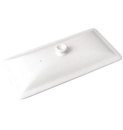 Olympia Deckel 1/3GN   Olympia Porzellan Weiß   Höhe 60mm