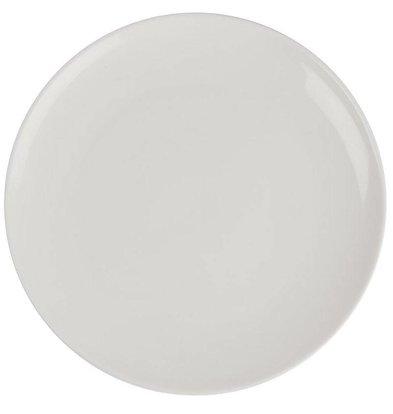 Lumina Fine China Coupeteller | Lumina Porzellan Weiß | Ø200mm | 6 Stück