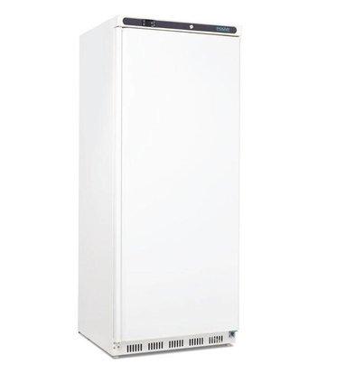 Polar Tiefkühlschrank Weiß 2/1GN | 600 Liter | 770x690x(h)1890mm | Inkl. 7 Roste