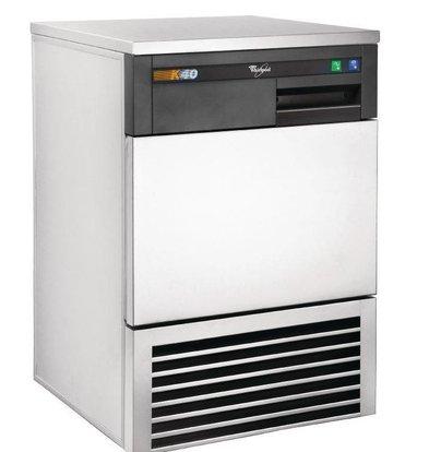 Whirlpool Eiswürfelbereiter Luftgekühlt | Whirlpool K40 | 40kg/24h | 555x535x(h)850mm