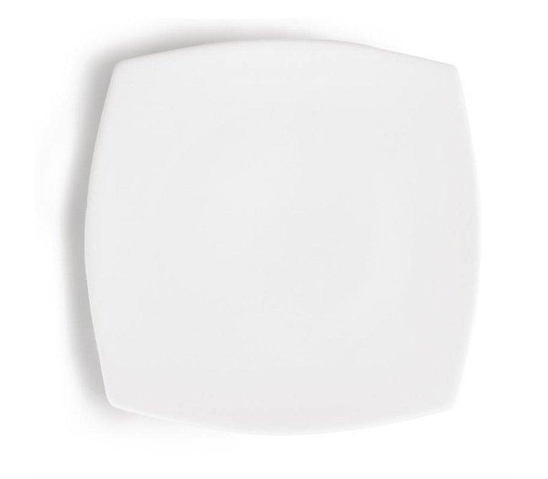Olympia Abgerundete Quadratische Teller | Erhältlich in 4 Größen