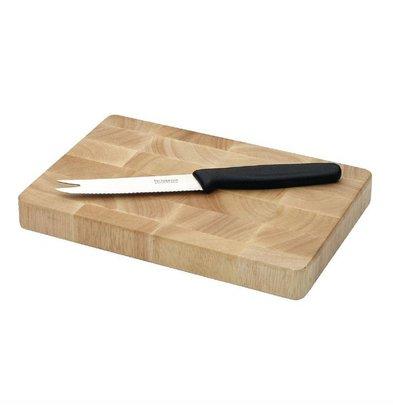 Vogue Schneidebrett Holz | 25x230x150mm