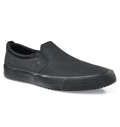 Shoes For Crews Shoes for Crews | Herrenslipper | Schwarz | Erhältlich in 6 Größen