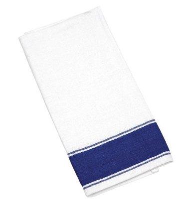 Olympia Servieten | Blau-Weiß | 350x(l)500mm | 10-er Packung