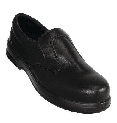 Lites Safety Footwear Lites Sicherheitsschuh Schwarz | Erhältlich in 12 Größen