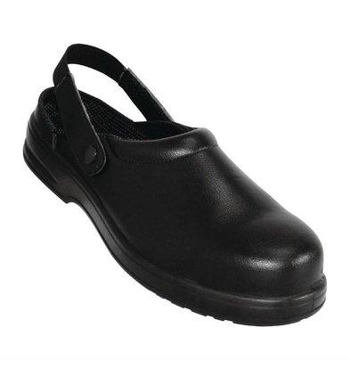 Lites Safety Footwear Lites Unisex Sicherheitsclogs Schwarz | Erhältlich in 12 Größen