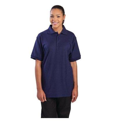 XXLselect Unisex Poloshirt Blau | Erhältlich in 4 Größen