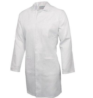 Whites Chefs Clothing Whites Berufsmantel Unisex   Erhältlich in 4 Größen