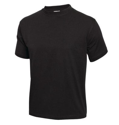 XXLselect Unisex T-Shirt Schwarz | Erhältlich in 3 Größen
