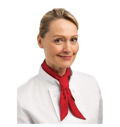 Whites Chefs Clothing Whites Halstuch Rot | Baumwolle