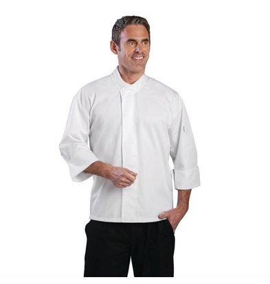 Whites Chefs Clothing Whites Orlando Kochtunika Unisex | Dreiviertelärmel | Erhältlich in 4 Größen