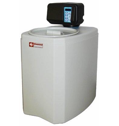 Diamond Wasserenthärter PRO | Geschirrspüler-Eiswürfelmaschinen | Chrono/Volumetrisch | Monoblock - 800 Liter