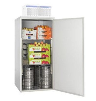 Diamond Lagerungsschrank ohne Kühleinheit | Umkehrbare Tür | 2000 Liter | 935x995x(h)1992mm