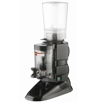 Diamond Kaffeemühle mit Dosierer   Volume 1,5kg   270x460x(h)630mm