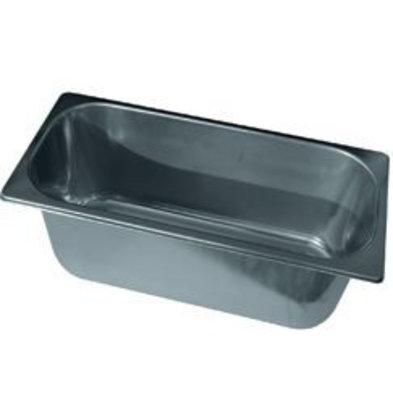 Diamond Speiseeisbehälter 5 Liter | INOX