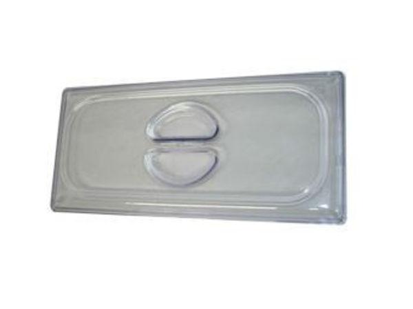 Diamond Acryl  Deckel | 363x168x(h)20mm