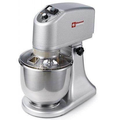 Diamond Teigknetmaschine-Küchenmaschine | 7 Liter | 240x410xh437mm